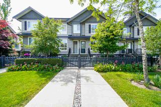 Photo 1: 14 4967 220 Street in Langley: Murrayville Townhouse for sale : MLS®# R2368392