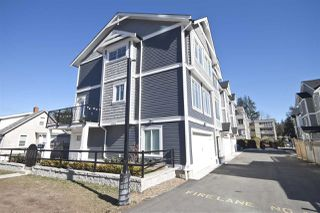 Photo 2: 16 2832 CLEARBROOK Road in Abbotsford: Abbotsford West Townhouse for sale : MLS®# R2375816