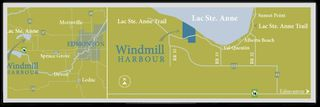 Main Photo: 14 3410 Ste Anne Trail: Rural Lac Ste. Anne County Rural Land/Vacant Lot for sale : MLS®# E4161570