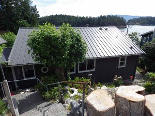 Main Photo: 4988 MARK Way in Pender Harbour: Pender Harbour Egmont House for sale (Sunshine Coast)  : MLS®# R2381122