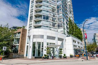 "Photo 2: 1206 1201 MARINASIDE Crescent in Vancouver: Yaletown Condo for sale in ""Peninsula"" (Vancouver West)  : MLS®# R2384239"