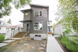 Main Photo: 1 11505 88 Street in Edmonton: Zone 05 House Half Duplex for sale : MLS®# E4164789