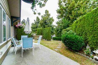 "Photo 19: 1 8888 151 Street in Surrey: Bear Creek Green Timbers Townhouse for sale in ""Carlingwood"" : MLS®# R2387073"