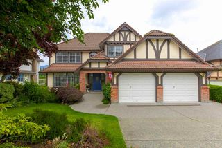 "Photo 1: 588 CLEARWATER Way in Coquitlam: Coquitlam East House for sale in ""RIVER HEIGHTS"" : MLS®# R2392134"