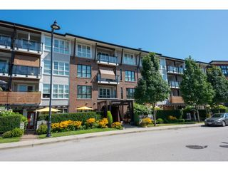 """Photo 2: 303 23215 BILLY BROWN Road in Langley: Fort Langley Condo for sale in """"Waterfront at Bedford Landing"""" : MLS®# R2393765"""