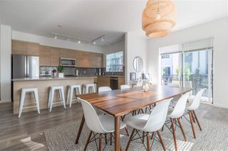"""Main Photo: 1901 18505 LAURENSEN Place in Surrey: Cloverdale BC Townhouse for sale in """"CLAYTON WALK"""" (Cloverdale)  : MLS®# R2393208"""
