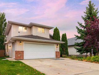 Main Photo: 805 BURTON Loop in Edmonton: Zone 14 House for sale : MLS®# E4175742