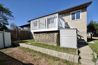 Photo 35: 10856 173 Avenue in Edmonton: Zone 27 House Half Duplex for sale : MLS®# E4212352