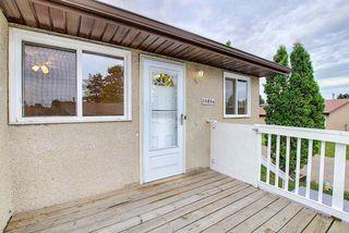 Photo 38: 10856 173 Avenue in Edmonton: Zone 27 House Half Duplex for sale : MLS®# E4212352