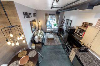 Photo 2: 510 10024 JASPER Avenue in Edmonton: Zone 12 Condo for sale : MLS®# E4221832