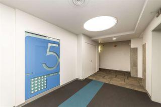 Photo 16: 510 10024 JASPER Avenue in Edmonton: Zone 12 Condo for sale : MLS®# E4221832