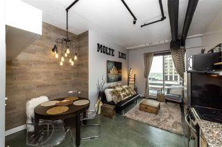 Photo 1: 510 10024 JASPER Avenue in Edmonton: Zone 12 Condo for sale : MLS®# E4221832