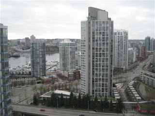"""Photo 2: 2901 928 BEATTY Street in Vancouver: Yaletown Condo for sale in """"Max 1"""" (Vancouver West)  : MLS®# V928484"""