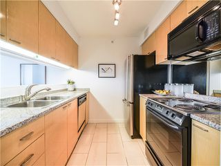 Photo 4: 2507-1288 West Georgia Street in Vancouver: West End VW Condo for sale (Vancouver West)  : MLS®# v1009044