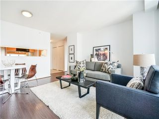 Photo 8: 2507-1288 West Georgia Street in Vancouver: West End VW Condo for sale (Vancouver West)  : MLS®# v1009044