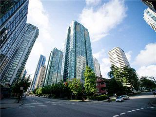 Photo 1: 2507-1288 West Georgia Street in Vancouver: West End VW Condo for sale (Vancouver West)  : MLS®# v1009044