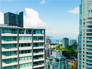 Photo 7: 2507-1288 West Georgia Street in Vancouver: West End VW Condo for sale (Vancouver West)  : MLS®# v1009044
