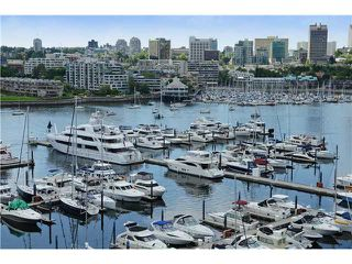 Photo 1: # 901 1099 MARINASIDE CR in Vancouver: Yaletown Condo for sale (Vancouver West)  : MLS®# V1013726