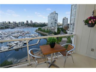 Photo 11: # 901 1099 MARINASIDE CR in Vancouver: Yaletown Condo for sale (Vancouver West)  : MLS®# V1013726