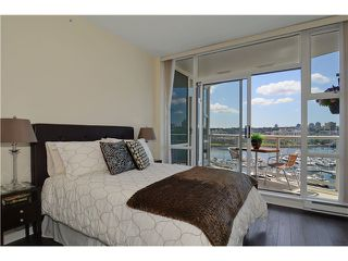 Photo 6: # 901 1099 MARINASIDE CR in Vancouver: Yaletown Condo for sale (Vancouver West)  : MLS®# V1013726