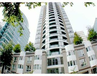 Main Photo: # 703 1166 MELVILLE ST in : Coal Harbour Condo for sale : MLS®# V633307