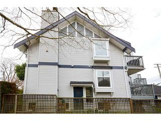 Photo 14: 3091 MANITOBA Street in Vancouver: Mount Pleasant VW Townhouse for sale (Vancouver West)  : MLS®# V1057346