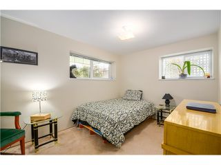Photo 12: 3091 MANITOBA Street in Vancouver: Mount Pleasant VW Townhouse for sale (Vancouver West)  : MLS®# V1057346
