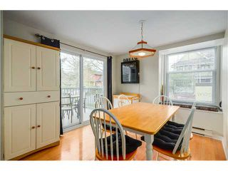 Photo 6: 3091 MANITOBA Street in Vancouver: Mount Pleasant VW Townhouse for sale (Vancouver West)  : MLS®# V1057346