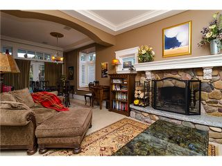 "Photo 3: 124 DURHAM Street in New Westminster: GlenBrooke North House for sale in ""GLENBROOK"" : MLS®# V1059759"