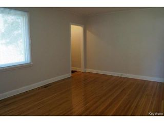 Photo 4: 1132 Edderton Avenue in WINNIPEG: Manitoba Other Residential for sale : MLS®# 1411099