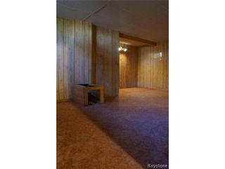 Photo 12: 1132 Edderton Avenue in WINNIPEG: Manitoba Other Residential for sale : MLS®# 1411099