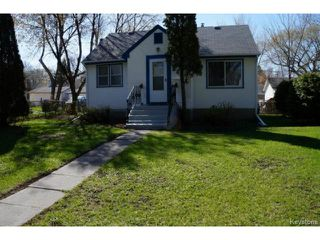 Photo 2: 1132 Edderton Avenue in WINNIPEG: Manitoba Other Residential for sale : MLS®# 1411099
