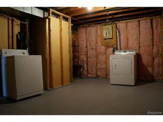 Photo 14: 1132 Edderton Avenue in WINNIPEG: Manitoba Other Residential for sale : MLS®# 1411099