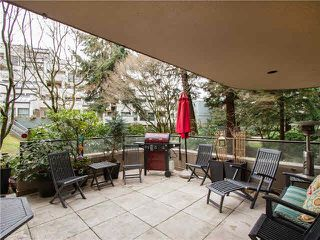 """Photo 18: 20 1425 LAMEY'S MILL Road in Vancouver: False Creek Condo for sale in """"Harbour Terrace"""" (Vancouver West)  : MLS®# V1101444"""
