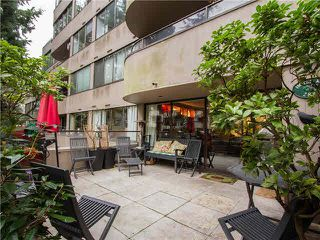 """Photo 19: 20 1425 LAMEY'S MILL Road in Vancouver: False Creek Condo for sale in """"Harbour Terrace"""" (Vancouver West)  : MLS®# V1101444"""