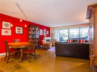"""Photo 2: 20 1425 LAMEY'S MILL Road in Vancouver: False Creek Condo for sale in """"Harbour Terrace"""" (Vancouver West)  : MLS®# V1101444"""