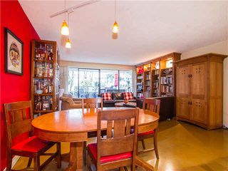 """Photo 3: 20 1425 LAMEY'S MILL Road in Vancouver: False Creek Condo for sale in """"Harbour Terrace"""" (Vancouver West)  : MLS®# V1101444"""