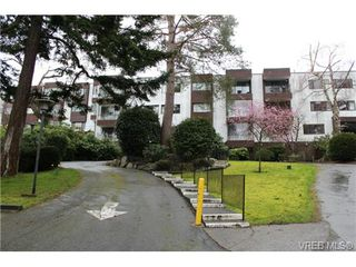 Main Photo: 419 1433 Faircliff Lane in VICTORIA: Vi Fairfield West Condo Apartment for sale (Victoria)  : MLS®# 347023