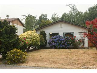 Photo 1: 9584 Northlawn Terrace in SIDNEY: Si Sidney South-East Single Family Detached for sale (Sidney)  : MLS®# 353787