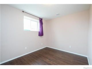 Photo 17: 27 Goldfinch Way in WINNIPEG: Fort Garry / Whyte Ridge / St Norbert Residential for sale (South Winnipeg)  : MLS®# 1522022