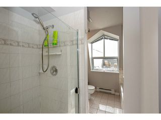 """Photo 11: 71 202 LAVAL Street in Coquitlam: Maillardville Townhouse for sale in """"PLACE FOUNTAIN BLUE"""" : MLS®# V1141047"""