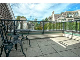 "Photo 15: 71 202 LAVAL Street in Coquitlam: Maillardville Townhouse for sale in ""PLACE FOUNTAIN BLUE"" : MLS®# V1141047"