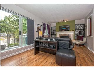 "Photo 4: 71 202 LAVAL Street in Coquitlam: Maillardville Townhouse for sale in ""PLACE FOUNTAIN BLUE"" : MLS®# V1141047"