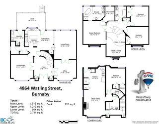 Photo 16: 4864 WATLING Street in Burnaby: Metrotown House for sale (Burnaby South)  : MLS®# R2005007