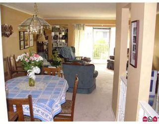 "Photo 3: 33922 KING Road in Abbotsford: Poplar Townhouse for sale in ""Kingsview Estates"" : MLS®# F2622714"