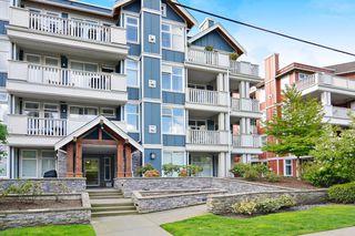 """Photo 1: 212 15392 16A Avenue in Surrey: King George Corridor Condo for sale in """"Ocean Bay Villas"""" (South Surrey White Rock)  : MLS®# R2061489"""