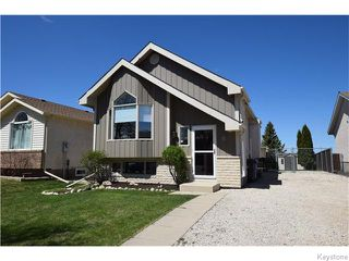 Photo 1: 16 Glencairn Road in Winnipeg: West Kildonan / Garden City Residential for sale (North West Winnipeg)  : MLS®# 1611616