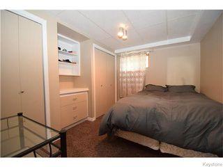 Photo 13: 16 Glencairn Road in Winnipeg: West Kildonan / Garden City Residential for sale (North West Winnipeg)  : MLS®# 1611616