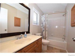 Photo 10: 16 Glencairn Road in Winnipeg: West Kildonan / Garden City Residential for sale (North West Winnipeg)  : MLS®# 1611616