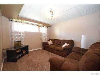 Photo 11: 16 Glencairn Road in Winnipeg: West Kildonan / Garden City Residential for sale (North West Winnipeg)  : MLS®# 1611616